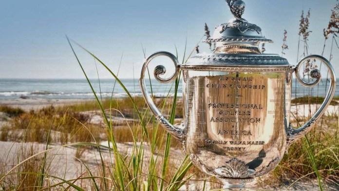 pgachampionship trophy the ocean course