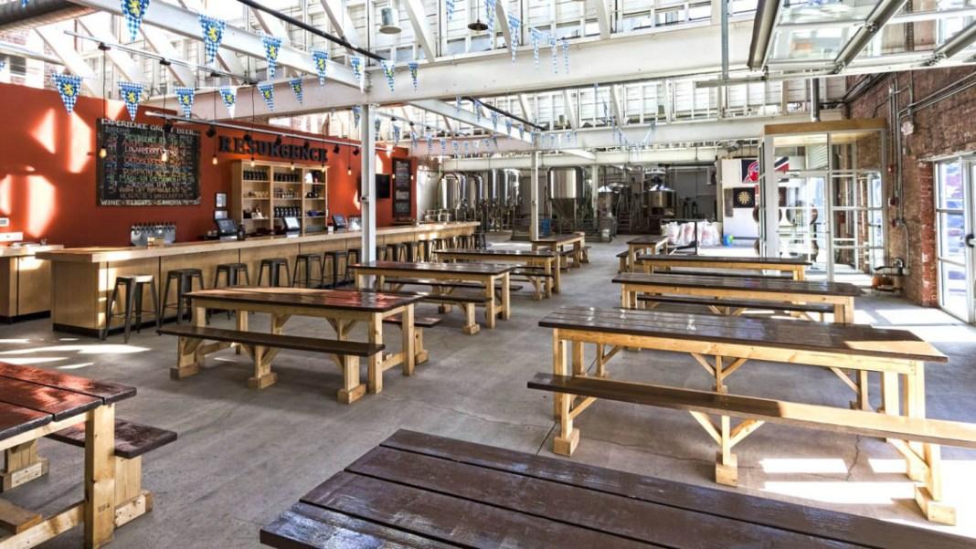 Resurgence Brewing Company in Buffalo