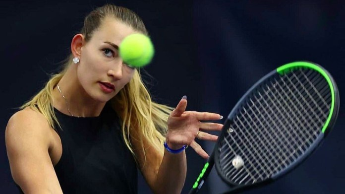 yana sizikova tennis