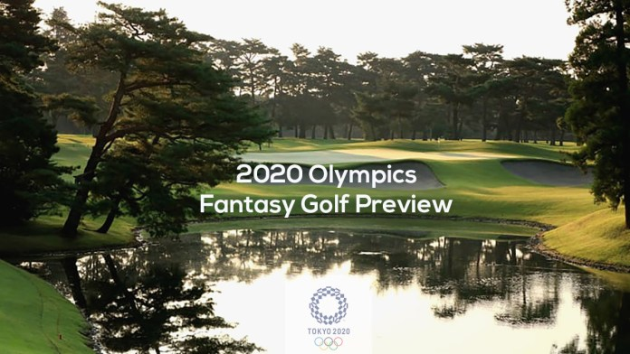 2020 Olympics Fantasy Golf Preview