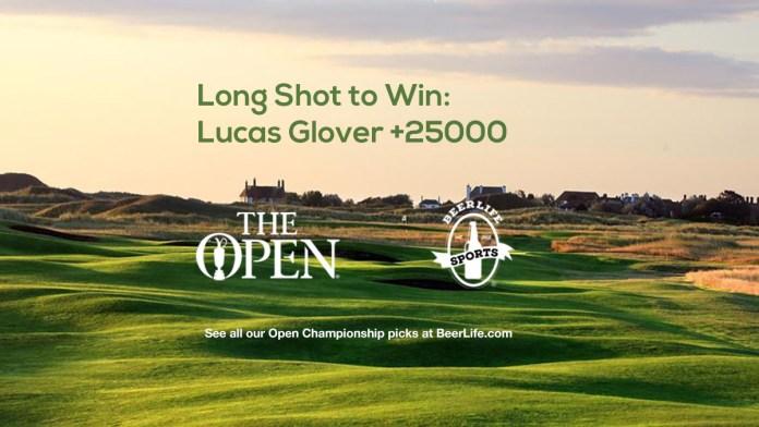 Lucas Glover Long Shot to Win