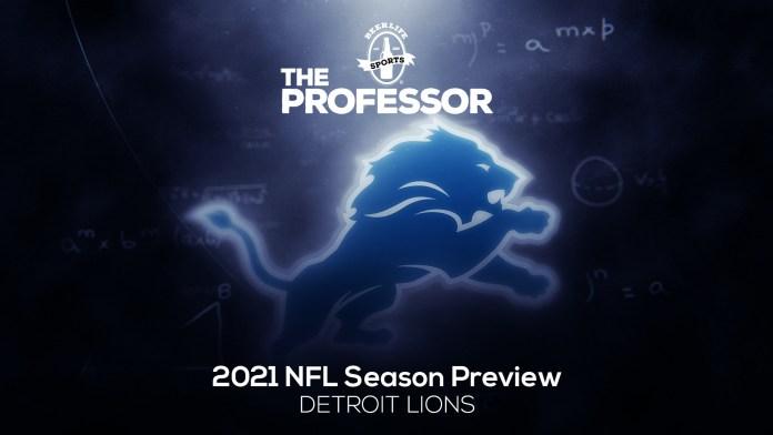 TheProfessor_NFL Preview Lions