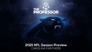 The Professor's 2021 NFL Preview: NFC South – Carolina Panthers