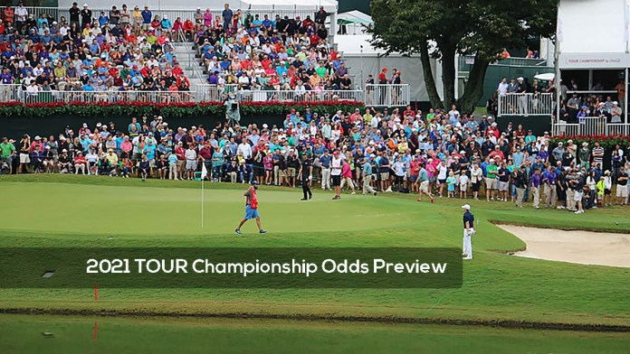 2021 TOUR Championship Odds Preview