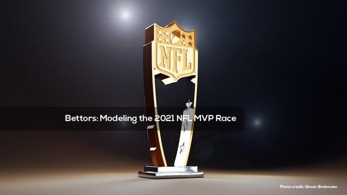 Bettors- Modeling the 2021 NFL MVP Race