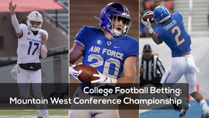 College Football Betting- Mountain West Conference Championship