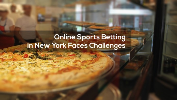 Online Sports Betting in New York Faces Challenges
