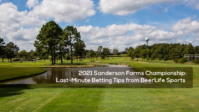 2021 Sanderson Farms Championship- Last-Minute Betting Tips from BeerLife Sports