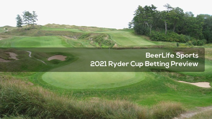BeerLife Sports Ryder Cup Betting Preview