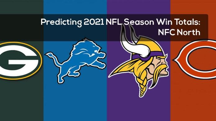Predicting 2021 NFL Season Win Totals- NFC North