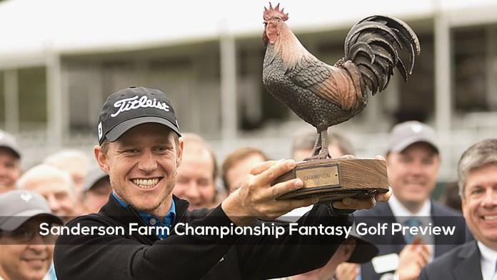 Sanderson Farm Championship Fantasy Golf Preview