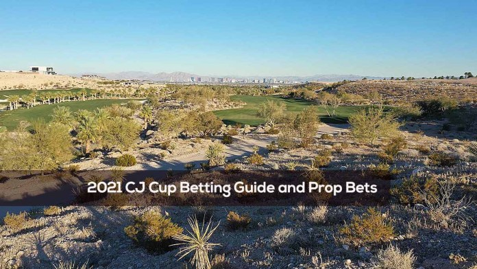 2021 CJ Cup Betting Guide and Prop Bets