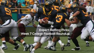 Expert Betting Picks: Week 7 College Football Roundup