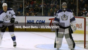 NHL Best Bets – 10/28/2021