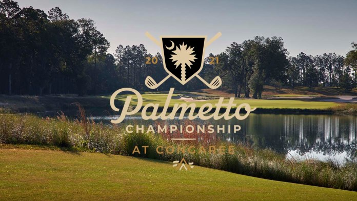 The Congaree Golf Club in Ridgeland, South Carolina.