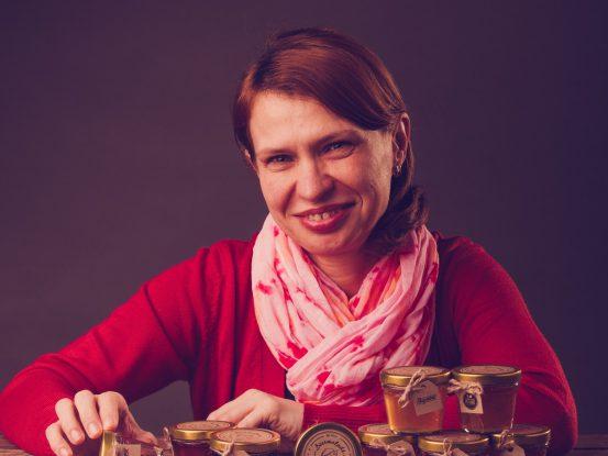 Monika Nógellová (Beermalade): Horko-sladký príbeh v pohári