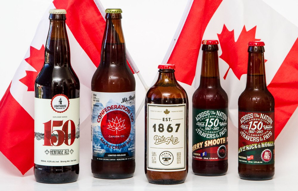medium resolution of  canada150 bc craft beer