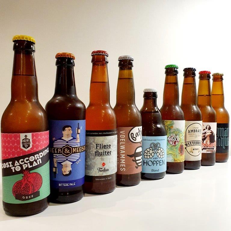 BeerMeister Bierpakket - Zomerse verrassing