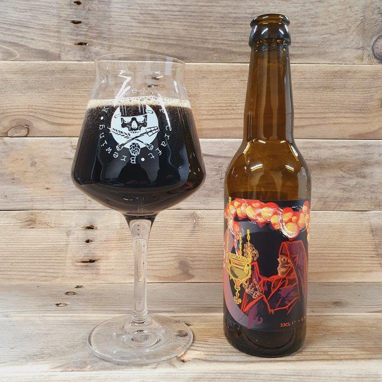 Roukes, Brouwerij Kaetelkøp Craft Brewing