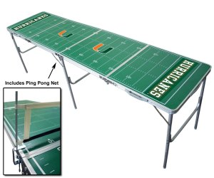 Miami Beer Pong Table