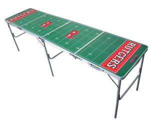 Rutgers Beer Pong Table