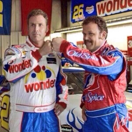 Balls Back Shake and Bake