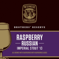Widmer Brothers Raspberry Russian Imperial Stout 2013