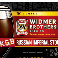 Widmer Brothers KGB Russian Imperial Stout