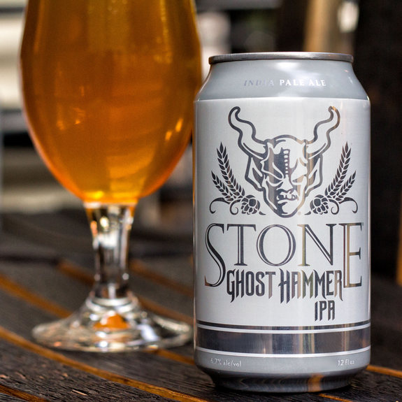 Stone Ghost Hammer debuts RuinTen Triple IPA w Orange