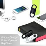 AmaziPro8-iPhone-Charge-Sync-Cable-Bottle-Opener-Key-Chain-Bonus-mini-Stylus-pen-and-anti-dust-plug-for-ear-phone-jack-0-1