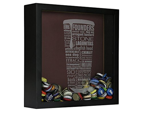 Craft-Beer-Typography-Beer-Cap-Shadow-Box-Beer-Cap-Collector-0