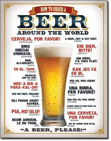How-to-Order-a-Beer-Tin-Sign-13x16-0