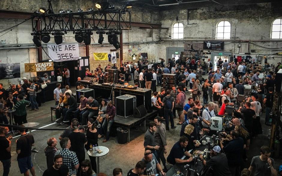 Bristol Craft Beer Festival 2016