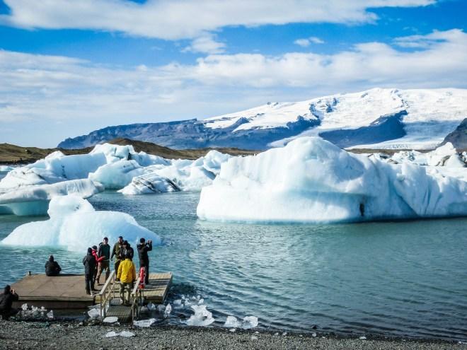 Jokulsarlon – Gletscher-Lagune