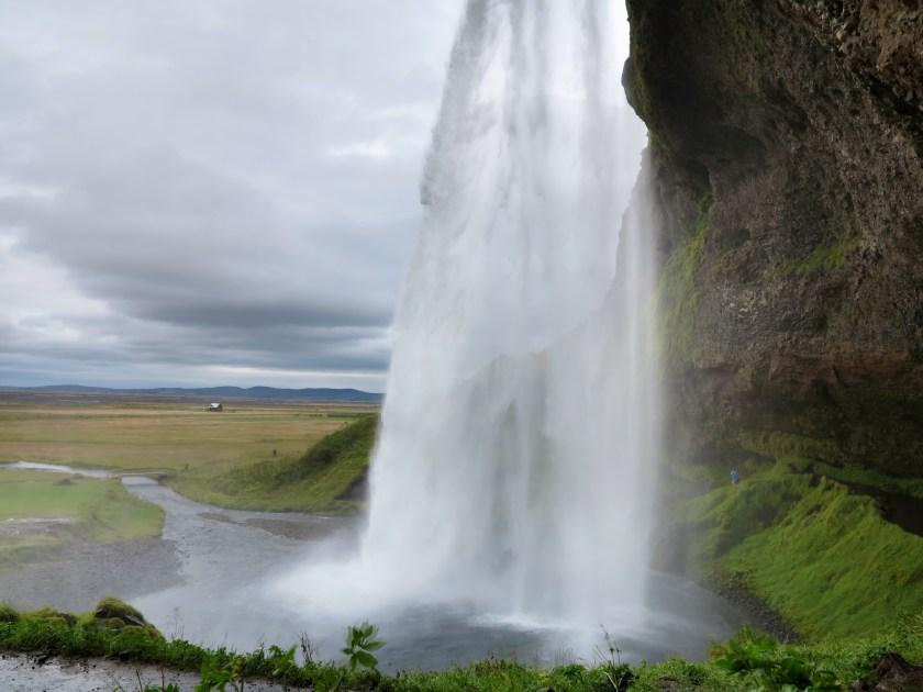 Seljalandsfoss Iceland Wasserfall