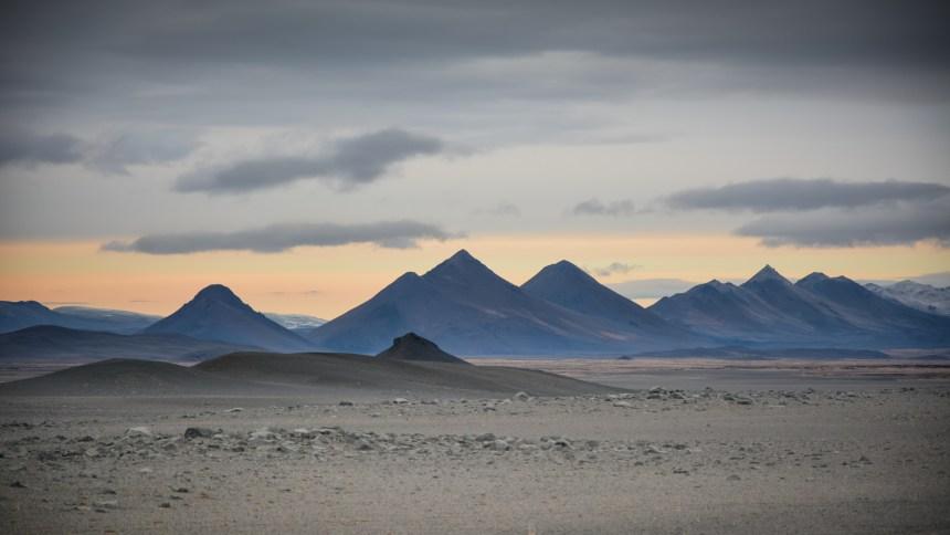 Iceland Herðubreið