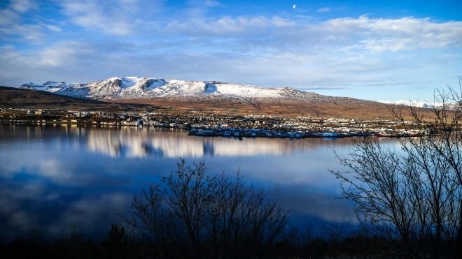 Eyjafjörður Akureyri
