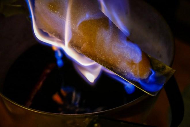 Feuerzangenbowle Rezept