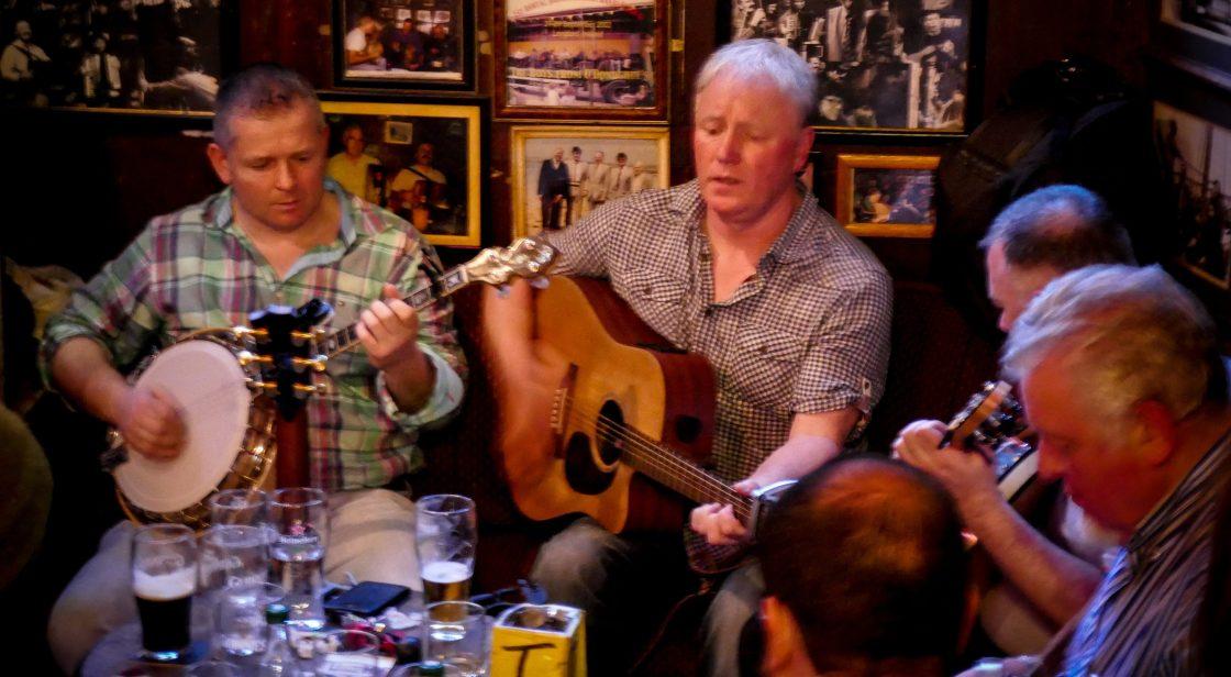 Irish Pub Dublin Ireland