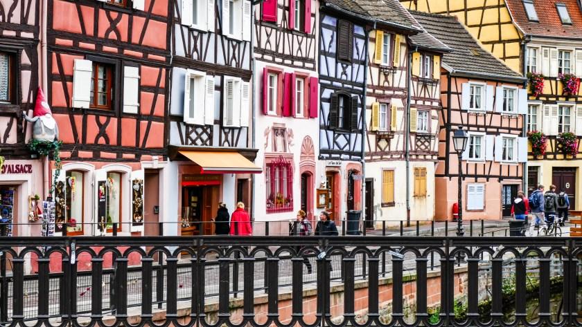 Quartier de la Poissonnerie (Colmar, Elsass)