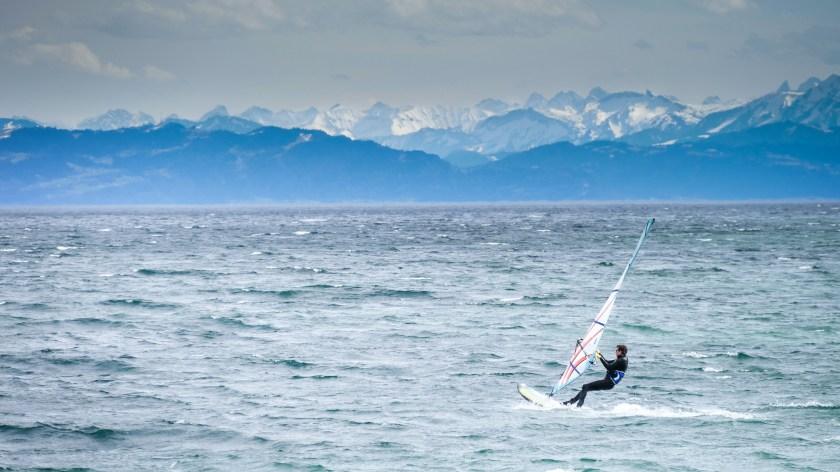 Ferien am Bodensee Segeln Surfen Beste Reisezeit