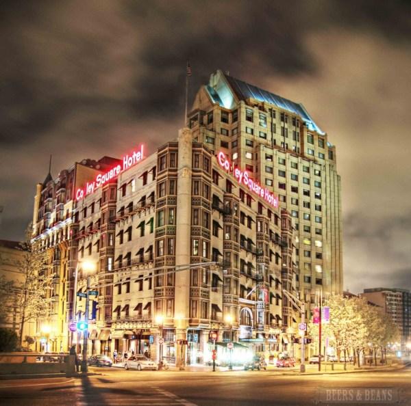 Copley Square Hotel Boston MA