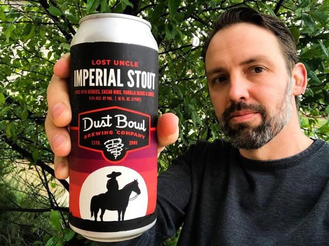 Dust Bowl Lost Uncle Imperial Stout