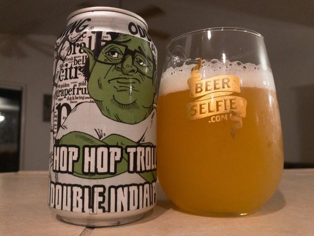Hop Hop Troll Troll Double IPA