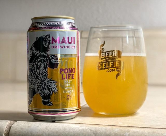 Pono Life beer
