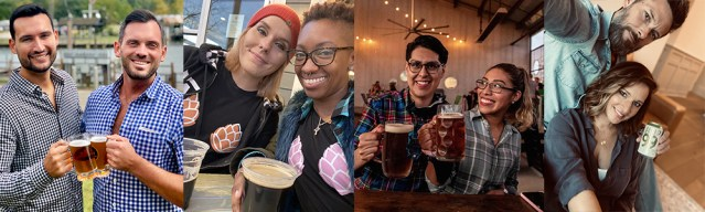 Craft Beer Couples