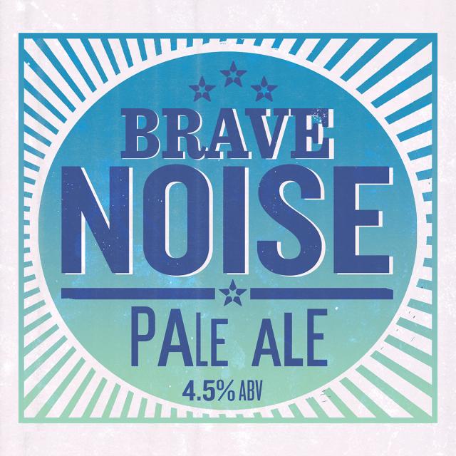 Brave Noise Pale Ale