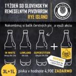 Týždeň s pivovarom Rye Island