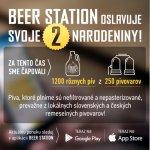 1200 rôznych pív v Beer Station