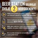 0,5L ležiaku alebo piva štýlu IPA zadarmo!